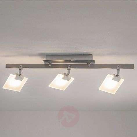 Highly modern Livius LED ceiling light
