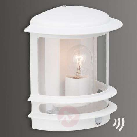 Hollywood outdoor wall light w/ motion detector-1507120-33