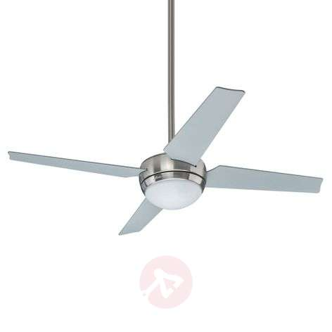 Hunter Sonic fan with light, grey blades