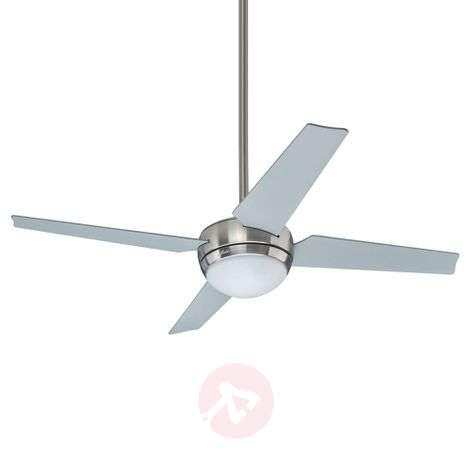 Hunter Sonic fan with light, grey blades