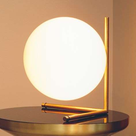 IC T2 Cone-shaped Table Lamp with Frame