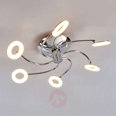 Ilay ceiling lamp with LED lighting-9990017-32