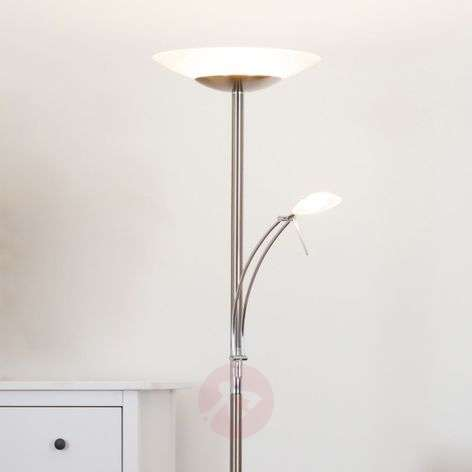 Ilinca – dimmable LED uplighter with reading lamp
