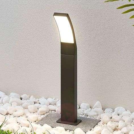 Ilvita LED path light, anthracite