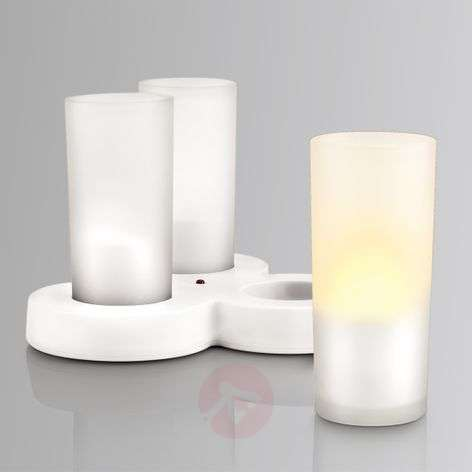 IMAGEO CandleLights safe LED technology yellow
