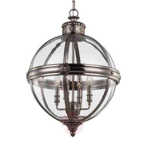 Imaginatively designed hanging lamp Adams