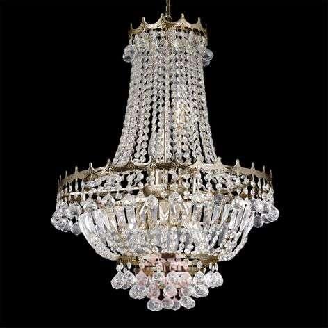Impressive crystal chandelier Versailles
