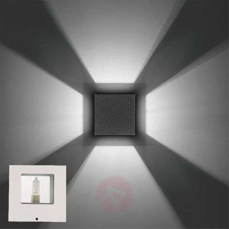 Impressive outdoor wall lamp 7002 4W