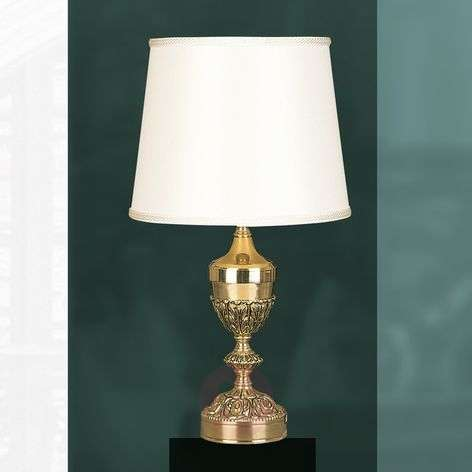 Impressive table lamp TAMESIS