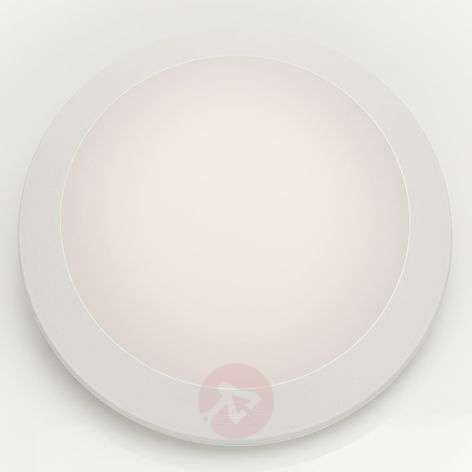 In white - LED wall lamp Umberta 11 W warm white