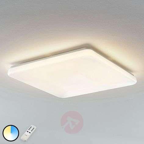 Indika LED ceiling light colour change CCT angular