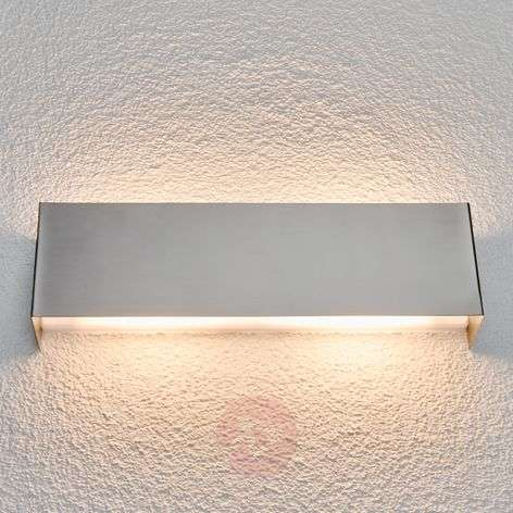 Indirectly-shining outdoor wall light Pavla