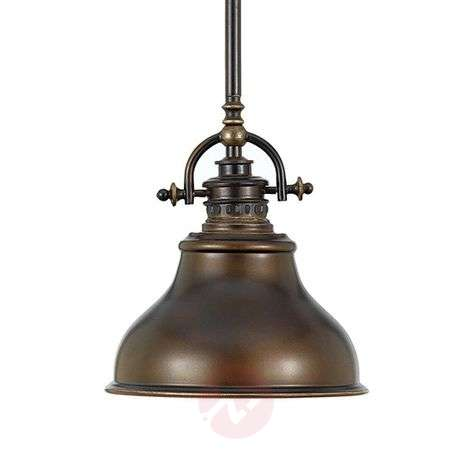 Industrial-style hanging lamp Emery
