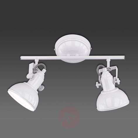 Industrially-designed Gina ceiling light