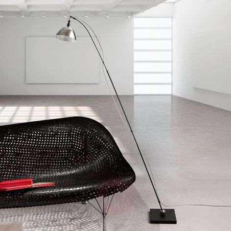 Ingo Maurer Max. Floor floor lamp, aluminium
