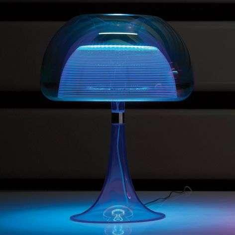 Inspiring designer LED table lamp Aurelia, black
