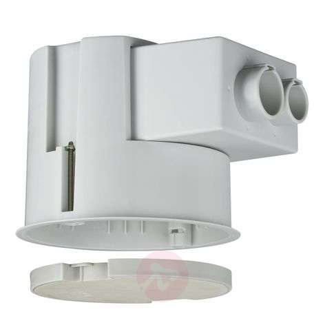 Installation pot for ceiling recessed lights