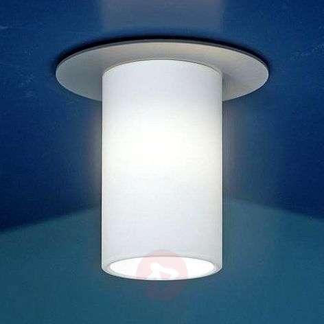 Installed ceiling light Tubetto