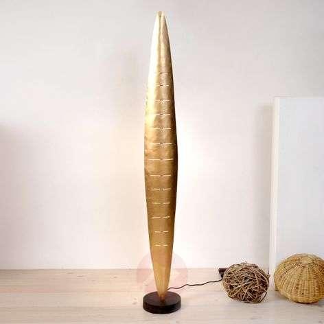 Interesting LED floor lamp Daniele