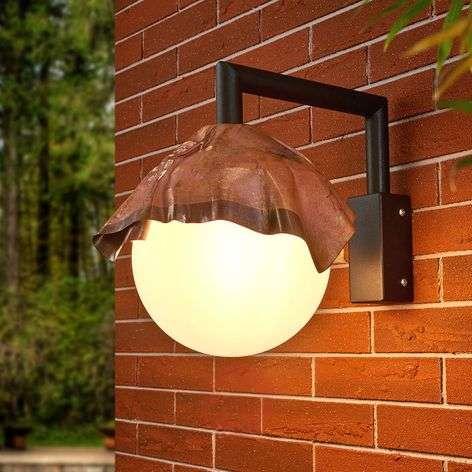 Interesting outdoor wall light Magic
