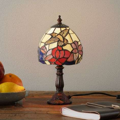 IRENA beautiful table lamp in the Tiffany style-1032195-31