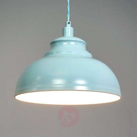 Isla a hanging light in a soft blue colour-6054992-31