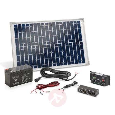 Island system 20 W solar power kit-3012531-31