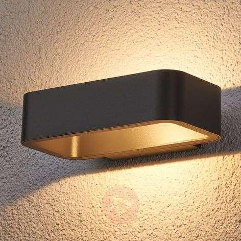 Jami LED outdoor wall light made of aluminium-9616028-31