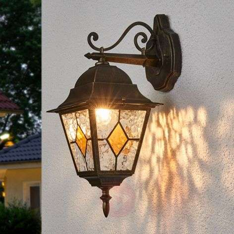 Jason traditional outdoor wall light