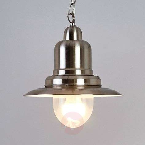 Jeronimo LED pendant light in a maritime style
