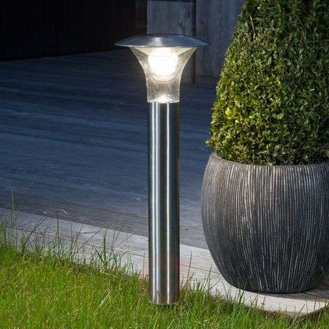 Jolin ground spike light with LED, solar-operated