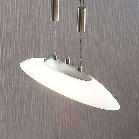 Judie LED pendant lamp with dimmer