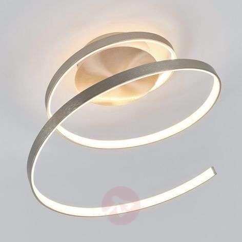 Junus spiral-shaped LED ceiling light-9985038-31