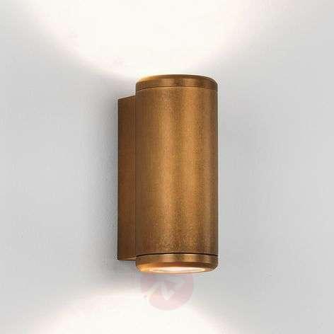 Jura Twin chic outdoor wall light made of brass-1020576-31