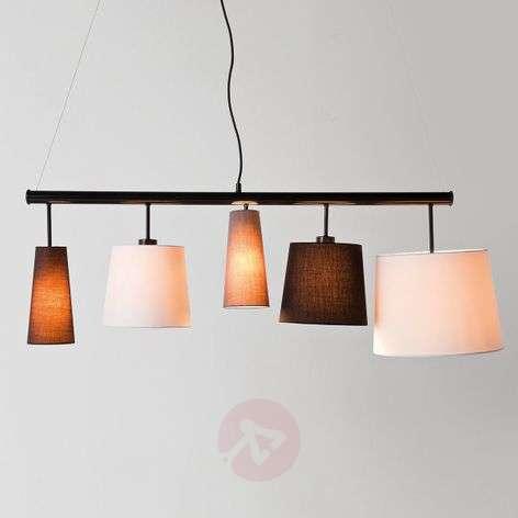 KARE Parecchi Black - harmonious hanging light
