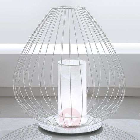 Karman Cell - cage floor lamp