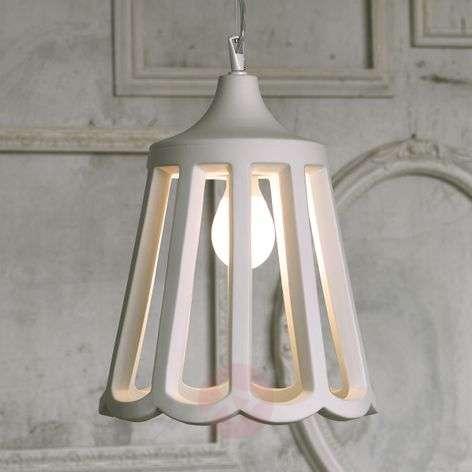 Karman Le Pupette, ceramic hanging light