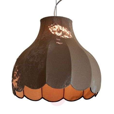 Karman Life - designer hanging lamp, denim, 50 cm
