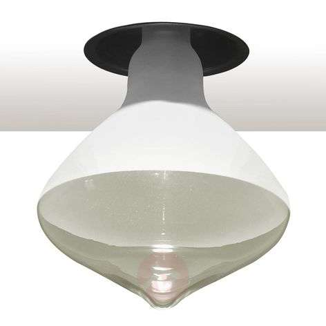 Karman Makeup LED recessed ceiling light pointed