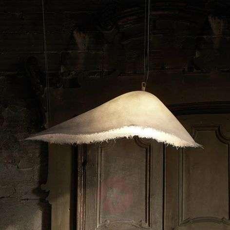 Karman Moby Dick - fibreglass hanging light, 90 cm