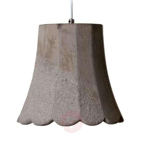 Karman Settenani Mammolo - concrete hanging light