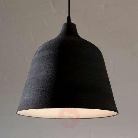 Karman T-Black - designer hanging lamp, 31 cm