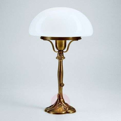 Katharina table lamp with classical look