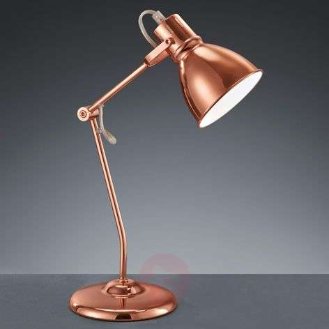 Keali table lamp, copper