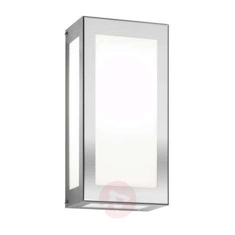 Kina rectangular LED outdoor wall light