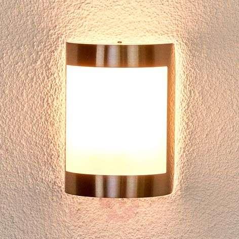 Kinga - stainless steel outdoor wall light
