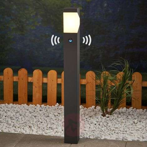 Kiran LED Path Lamp with Motion Detector