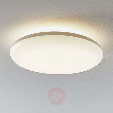 Kirian LED ceiling lamp, round, 4,000 K, dimmable
