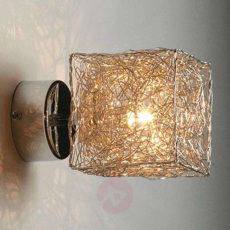 Knikerboker Kubini - cube-shaped wall light
