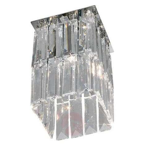 KOLARZ Prisma - angular ceiling light in chrome